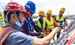 乌鲁木齐:安全培训进工地 - 中国甘肃网