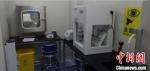 """图为""""方舱""""核酸检测实验室内部。武威市委宣传部供图 - 甘肃新闻"""