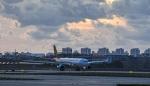 海口美兰国际机场二期项目开始试飞 - 中国甘肃网