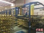 图为废旧塑料再加工。(资料图) 杜萍 摄 - 甘肃新闻
