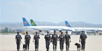 2020年民航甘肃机场公安为1092万人次安全护航 - 中国甘肃网